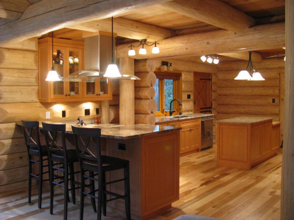 Mountain Cabin Bathroom Ideas