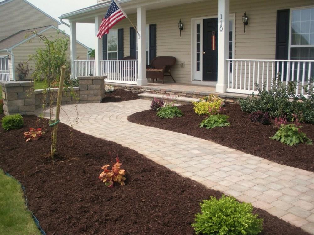Mulch Landscaping Ideas
