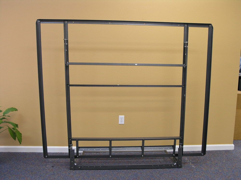 Murphy Bed Frame Hardware Queen Size