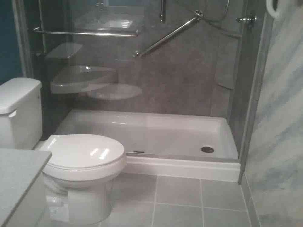 Narrow Bathroom Ideas With Shower