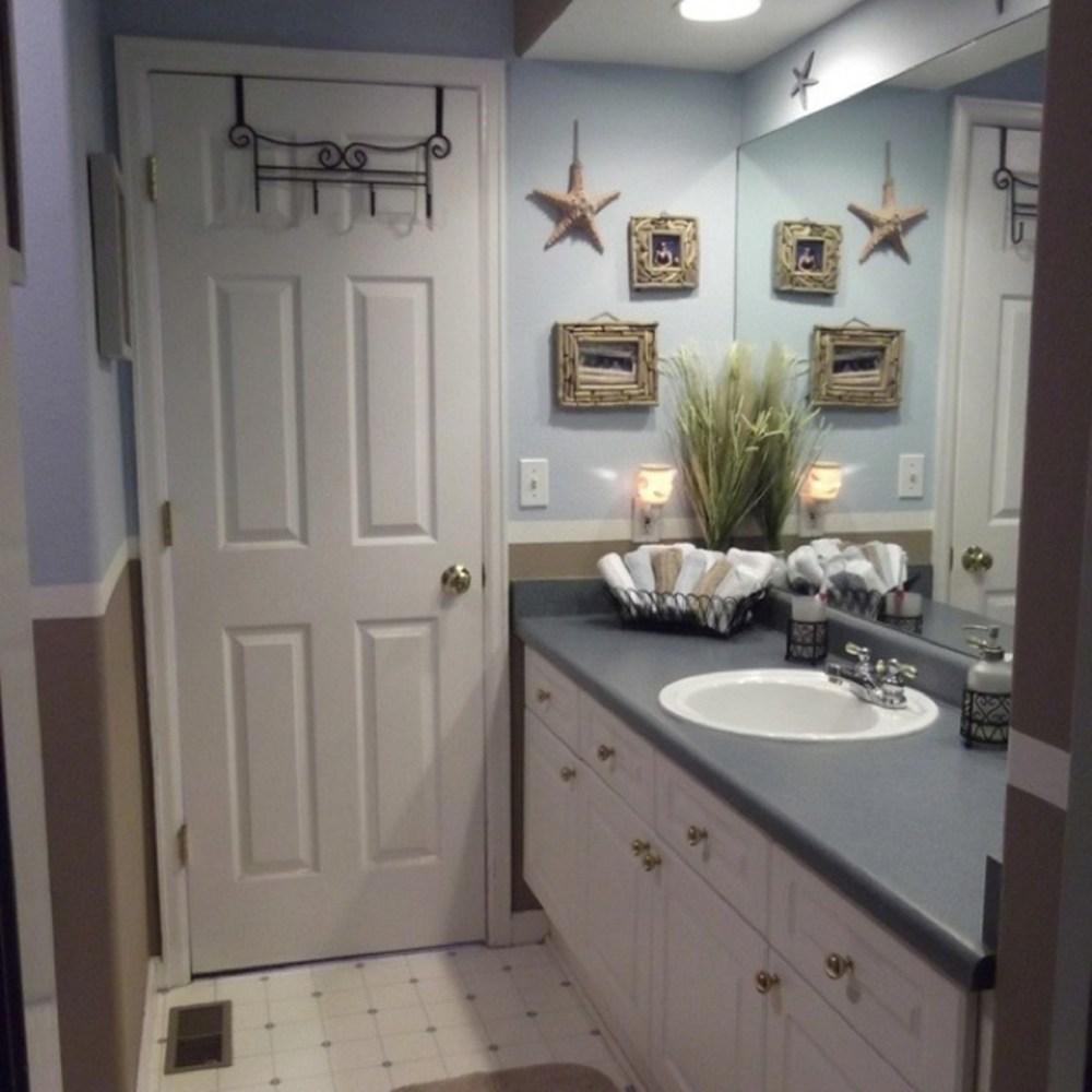 Nautical Bathroom Paint Ideas