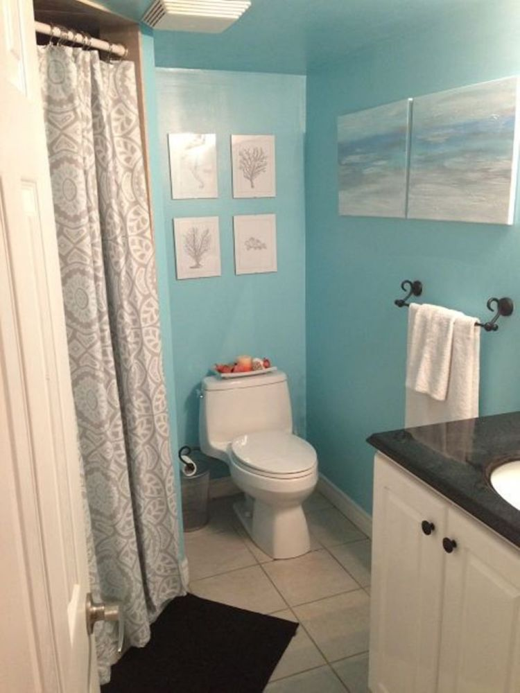 Nautical Small Bathroom
