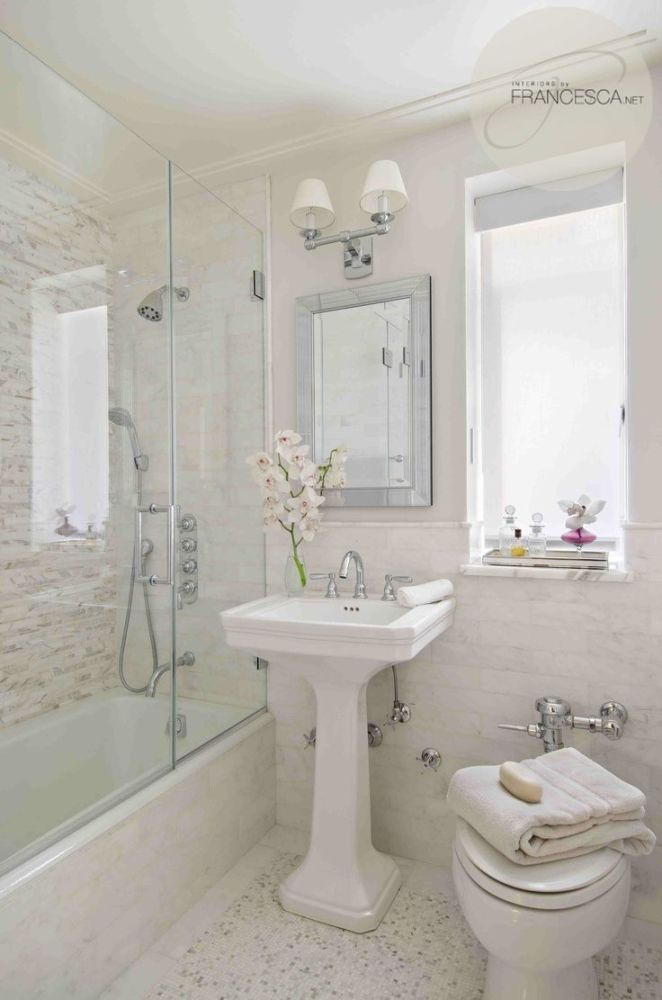 Neutral Bathroom Ideas