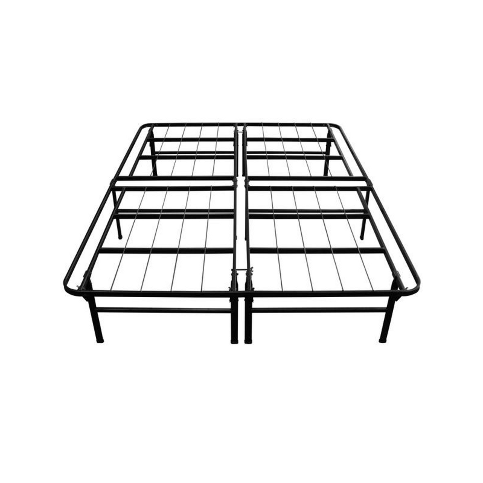 Night Therapy Platform Metal Bed Frame Queen