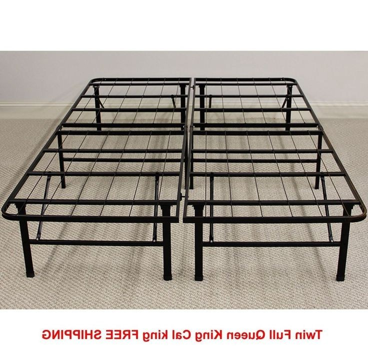 No Box Spring Bed Frame Twin