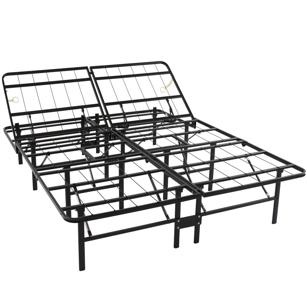 No Box Spring Metal Bed Frame