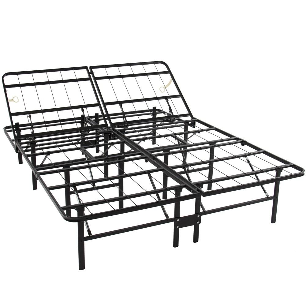 No Box Spring Metal Bed Frame