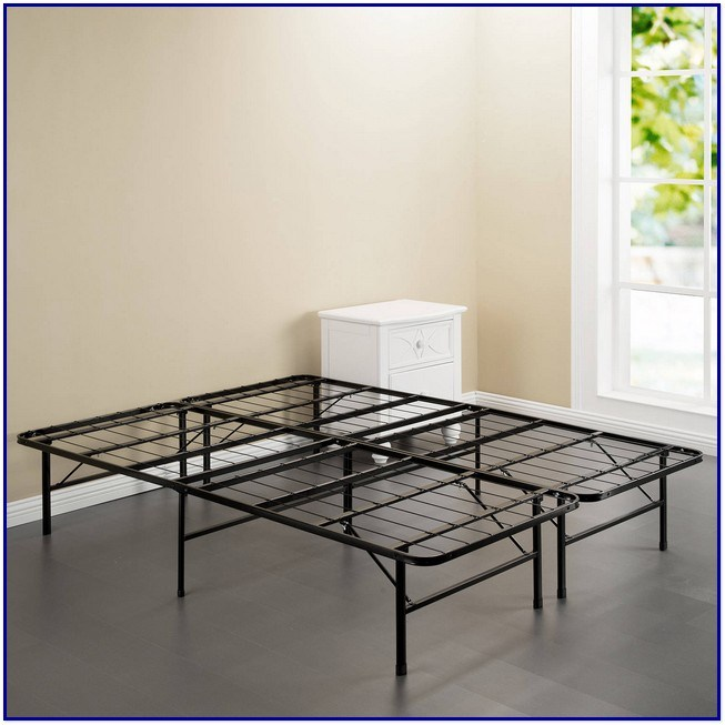 No Box Spring Required Bed Frame