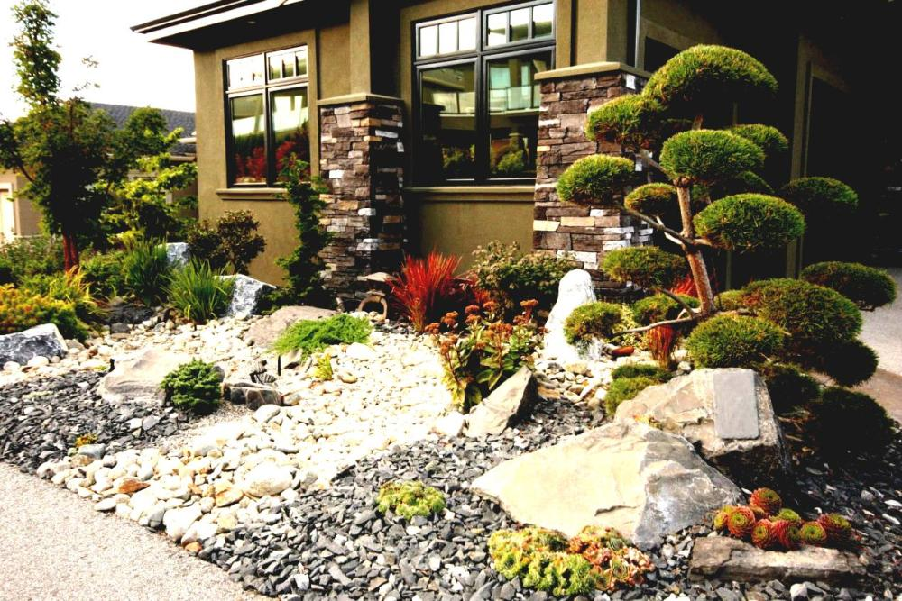 No Lawn Front Yard Landscaping Ideas