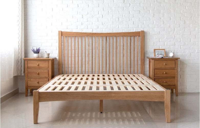 Oak Bed Frame Singapore