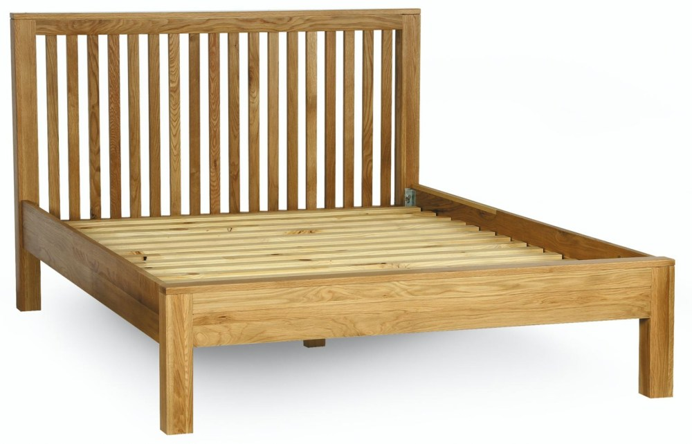 Oak King Size Bed Frame