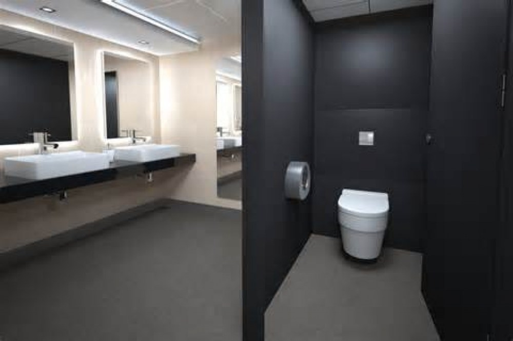 Office Bathroom Decorating Ideas
