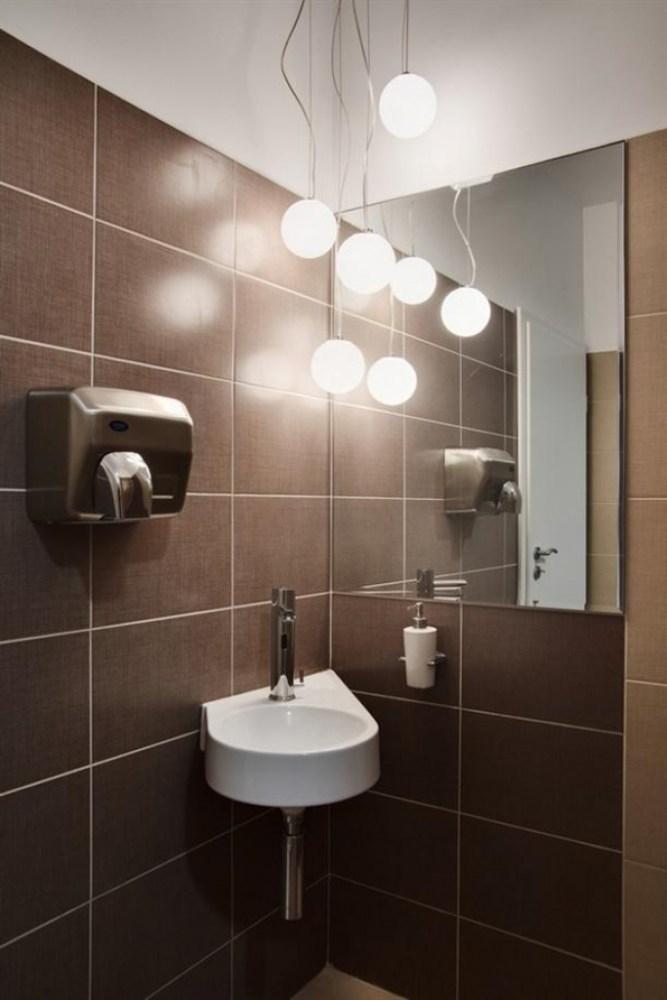 Office Bathroom Storage Ideas
