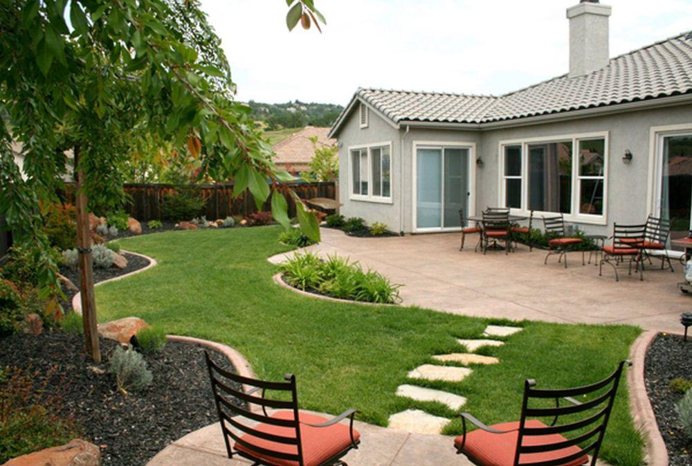 Outdoor Backyard Landscaping Ideas