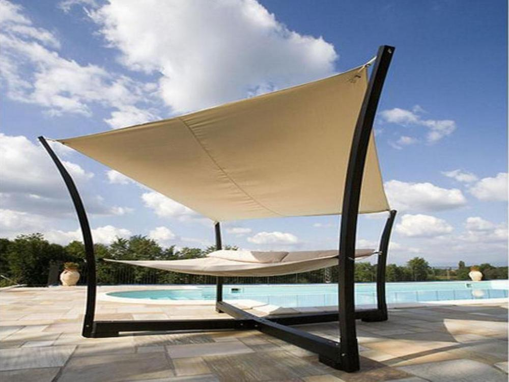 Outdoor Hanging Bed Frame