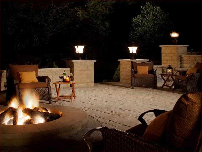 Outdoor Landscape Lighting Ideas Pictures