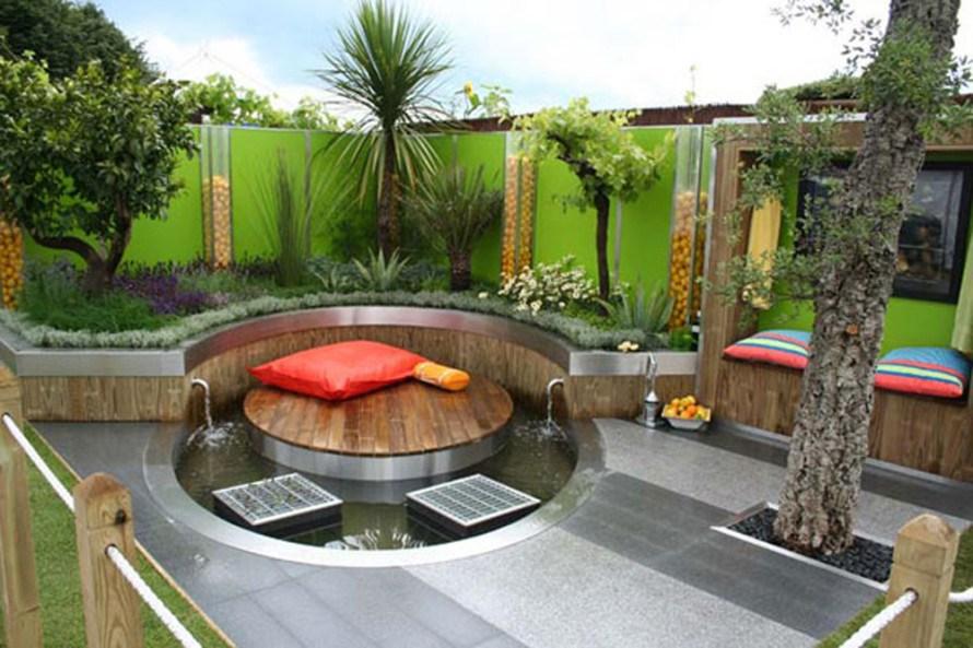 Outdoor Landscaping Ideas Backyard