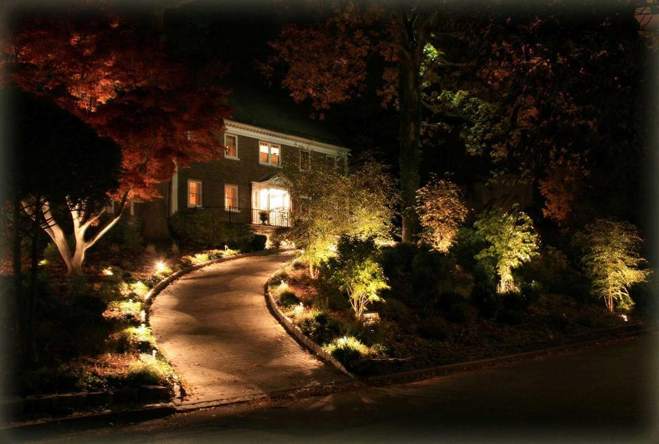 Outdoor Yard Lighting Ideas