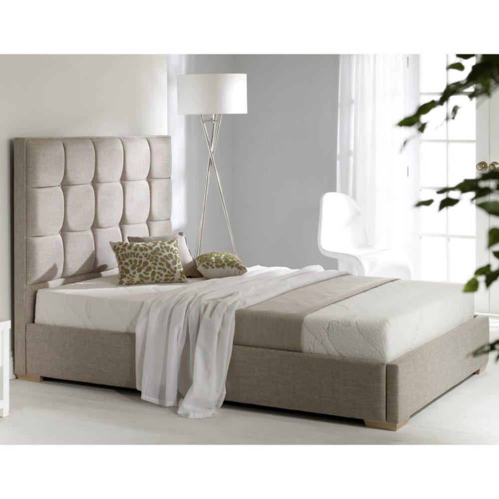 Padded Bed Frame