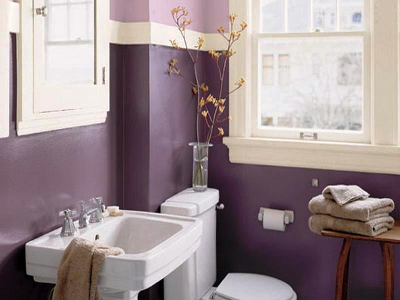 Paint Color Ideas For Bathrooms