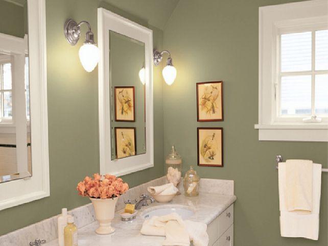 Paint Ideas For Bathroom Walls