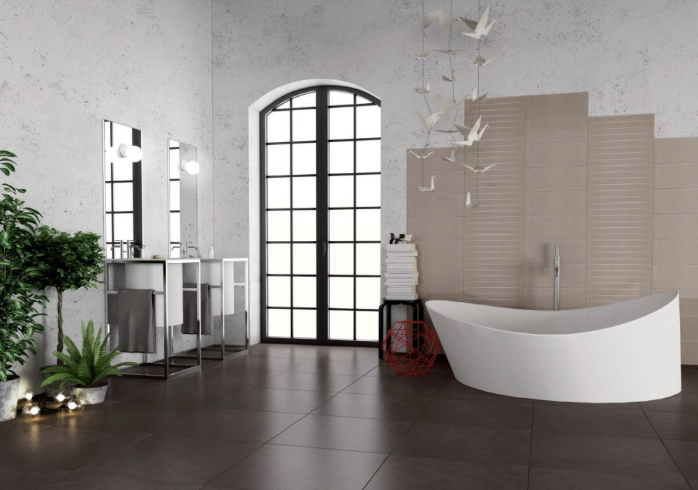 Paint Ideas For Bathroom With Brown Tile