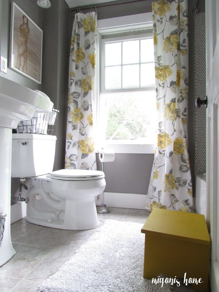 Pale Yellow Bathroom Ideas