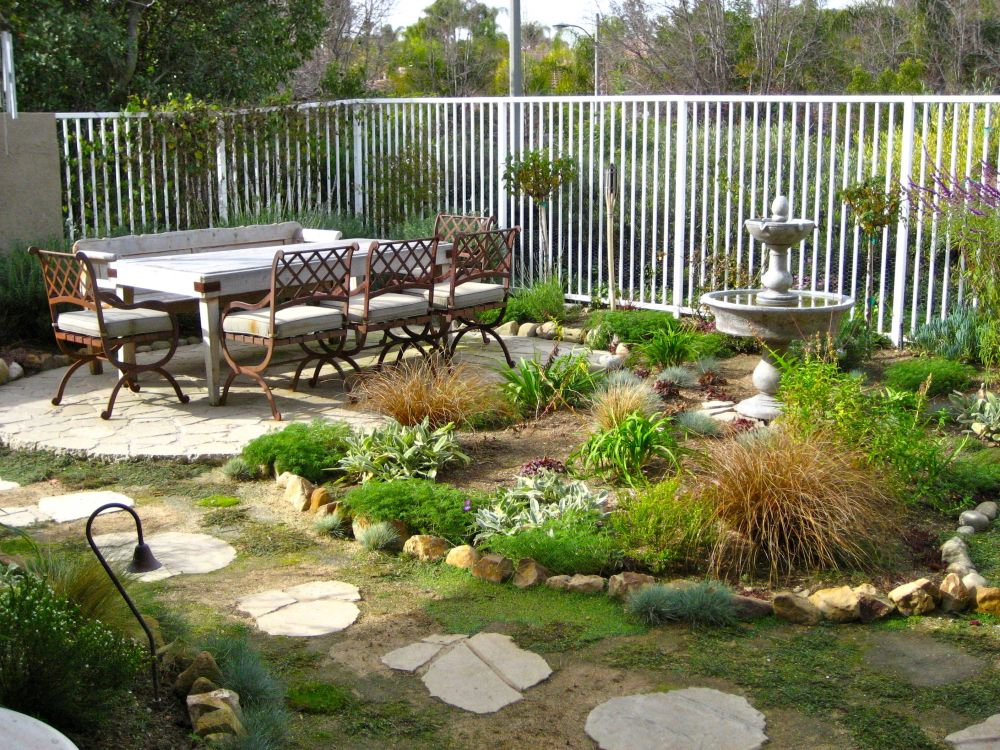 Patio Landscaping Ideas On A Budget