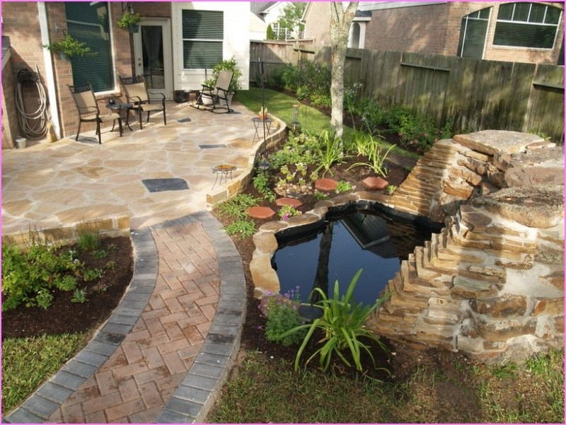Pictures Backyard Landscaping Ideas On A Budget