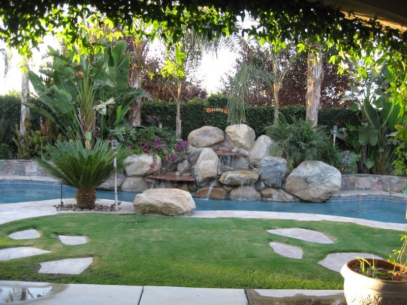 Pictures For Backyard Landscaping
