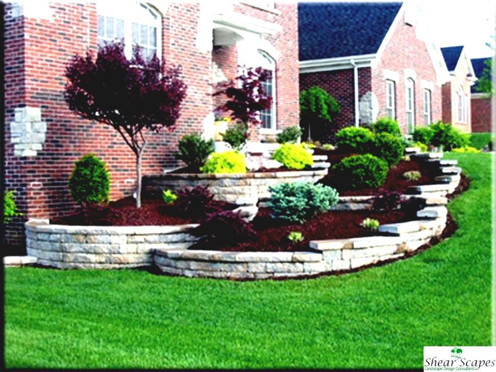 Pictures Of Landscaping Ideas With Rocks
