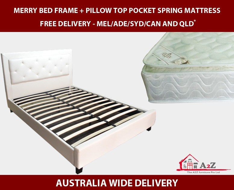 Pillow Top Bed Frame