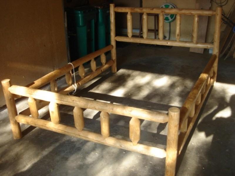 Pine Bed Frame Plans