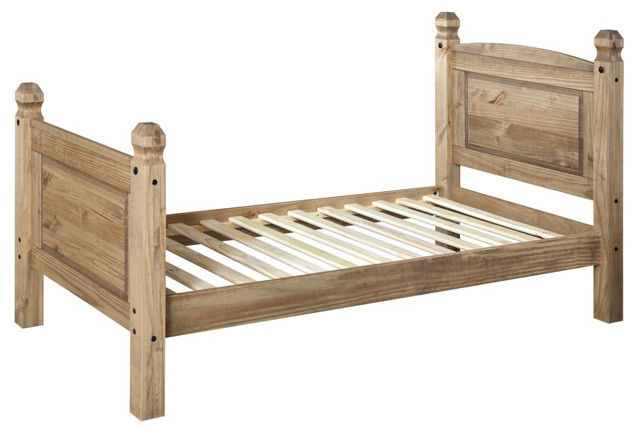 Pine Bed Frame Single