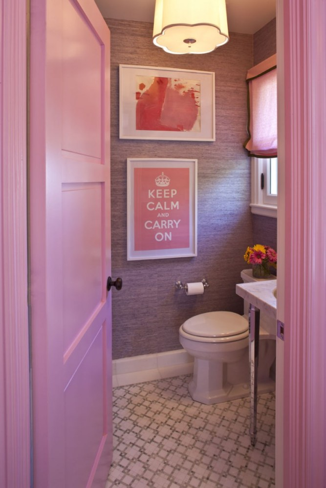 Pink Bathroom Ideas Pictures