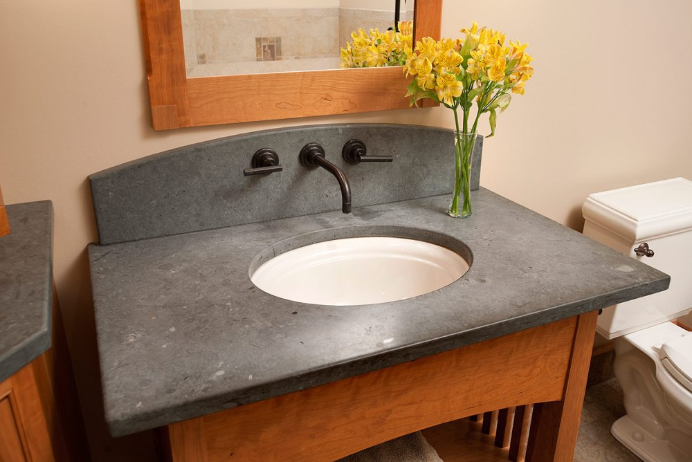 Pink Countertops Bathroom Ideas