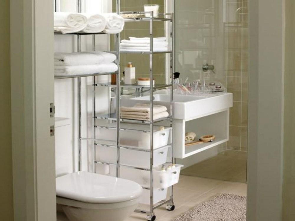 Pinterest Bathroom Storage Ideas