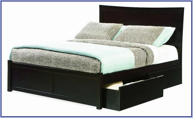 Pivot Storage Bed Frame Queen