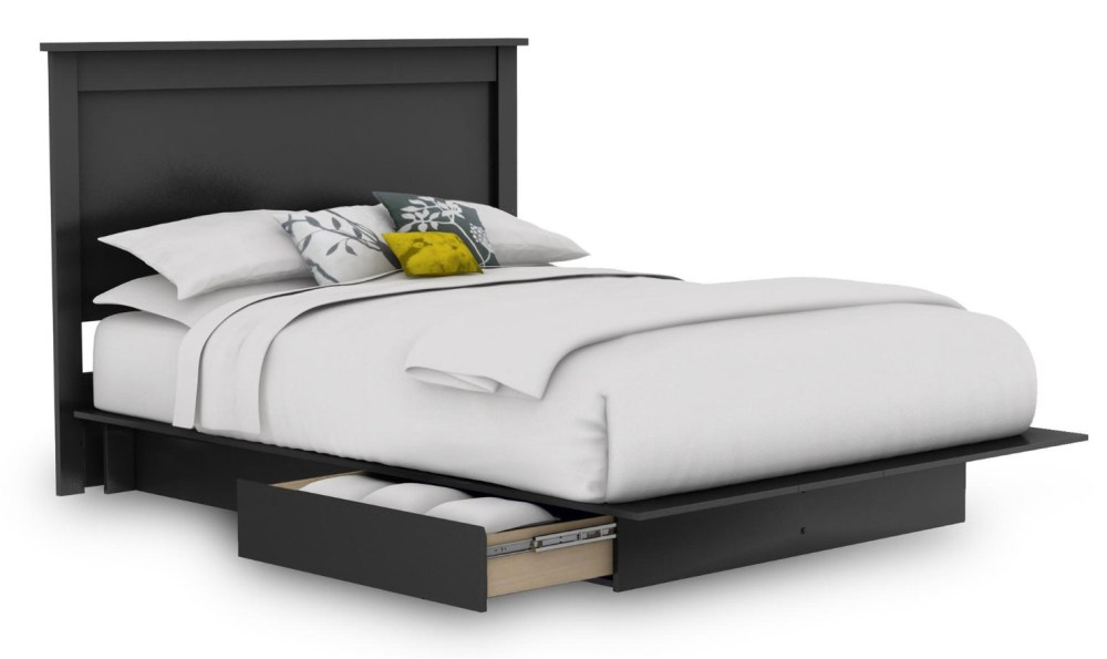 Platform Bed Frame Queen With Storage