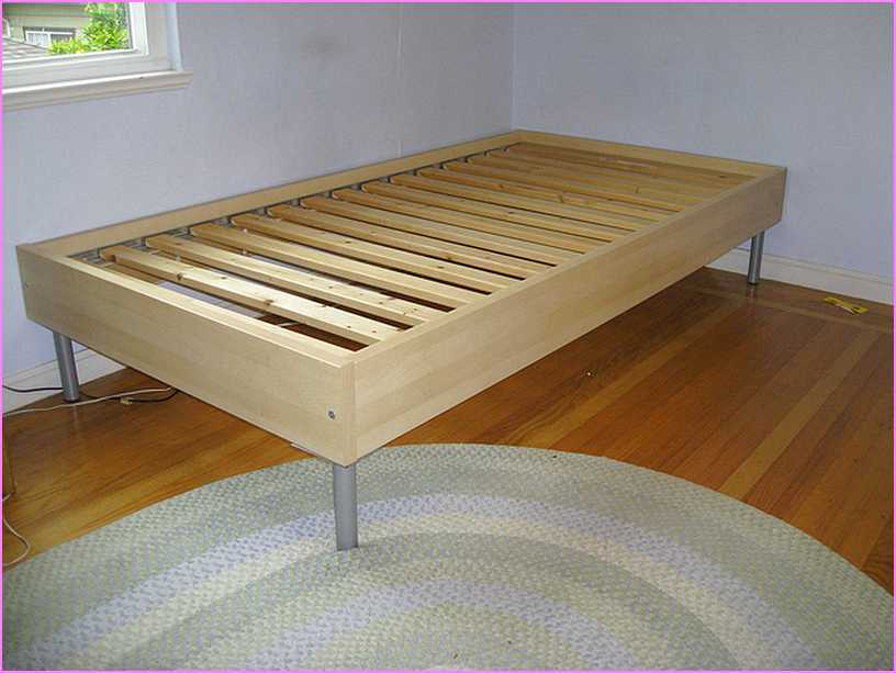 Platform Bed Frame Twin Ikea