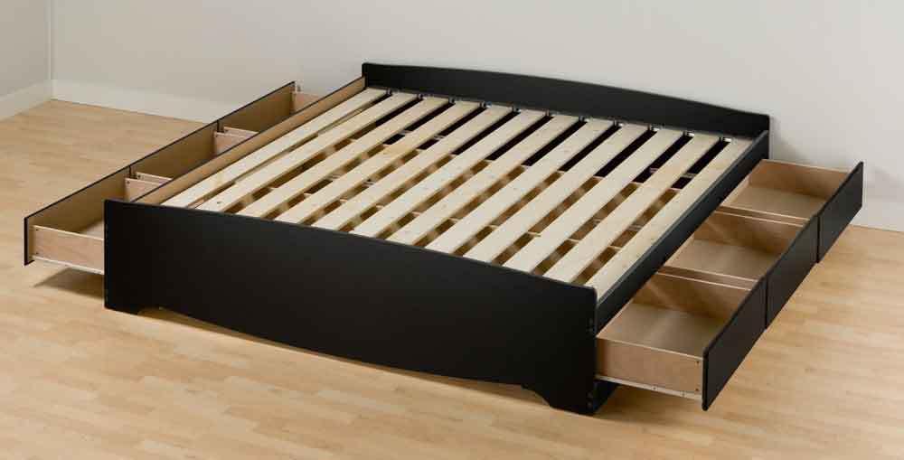 Platform Bed King Size Canada