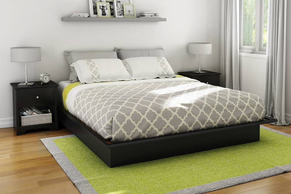 Platform Bed King Size Walmart
