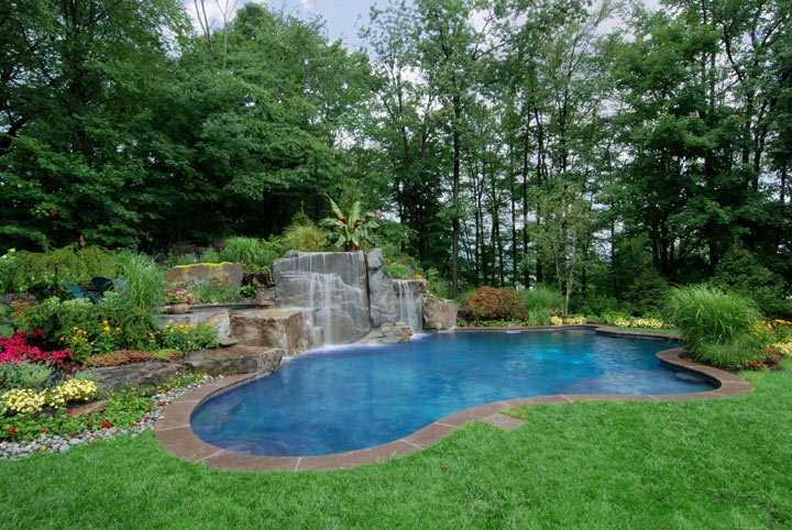 Pool Landscape Ideas Pictures