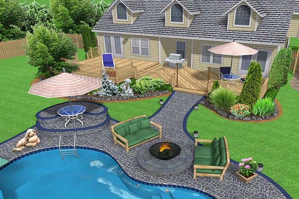 Pool Landscaping Ideas Cheap
