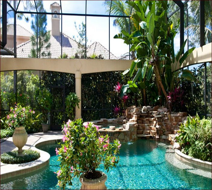 Pool Landscaping Ideas Florida