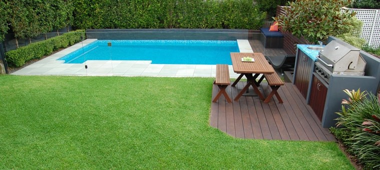 Pool Landscaping Ideas For Small Backyards