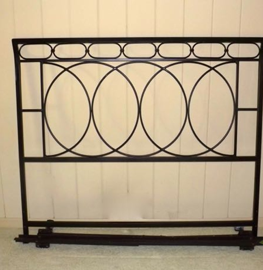 Pottery Barn Bed Frame Metal