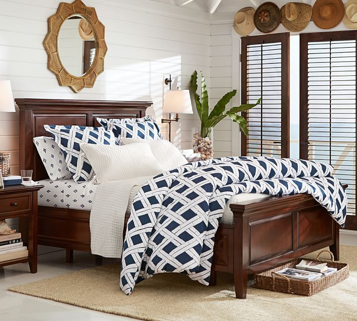 Pottery Barn Bed Frames Sale