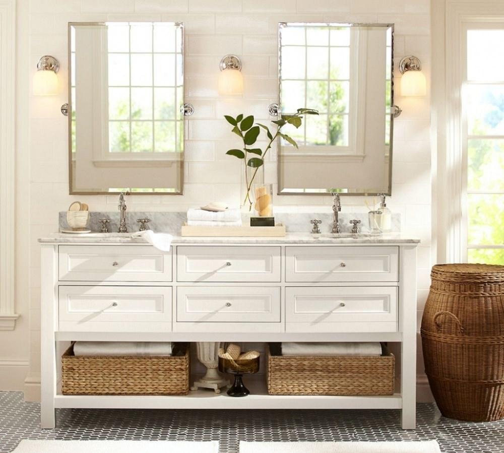 Pottery Barn Style Bathroom Ideas