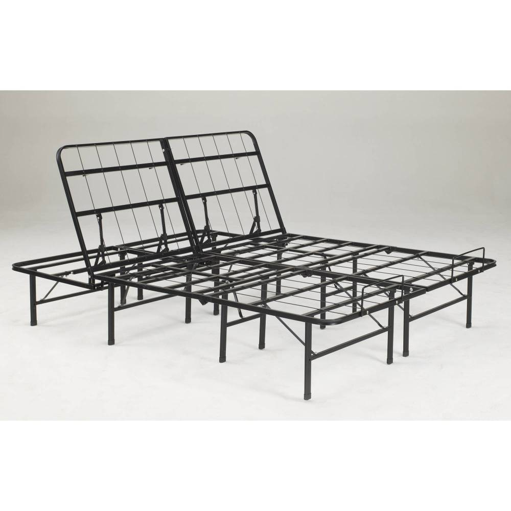 Premier Simple Adjustable Platform Bed Frame Multiple Sizes